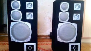 Ремонт и тюнинг колонок Радиотехника S90