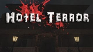 阿津HL mod │ cry of fear : hotel terror [恐怖遊戲]
