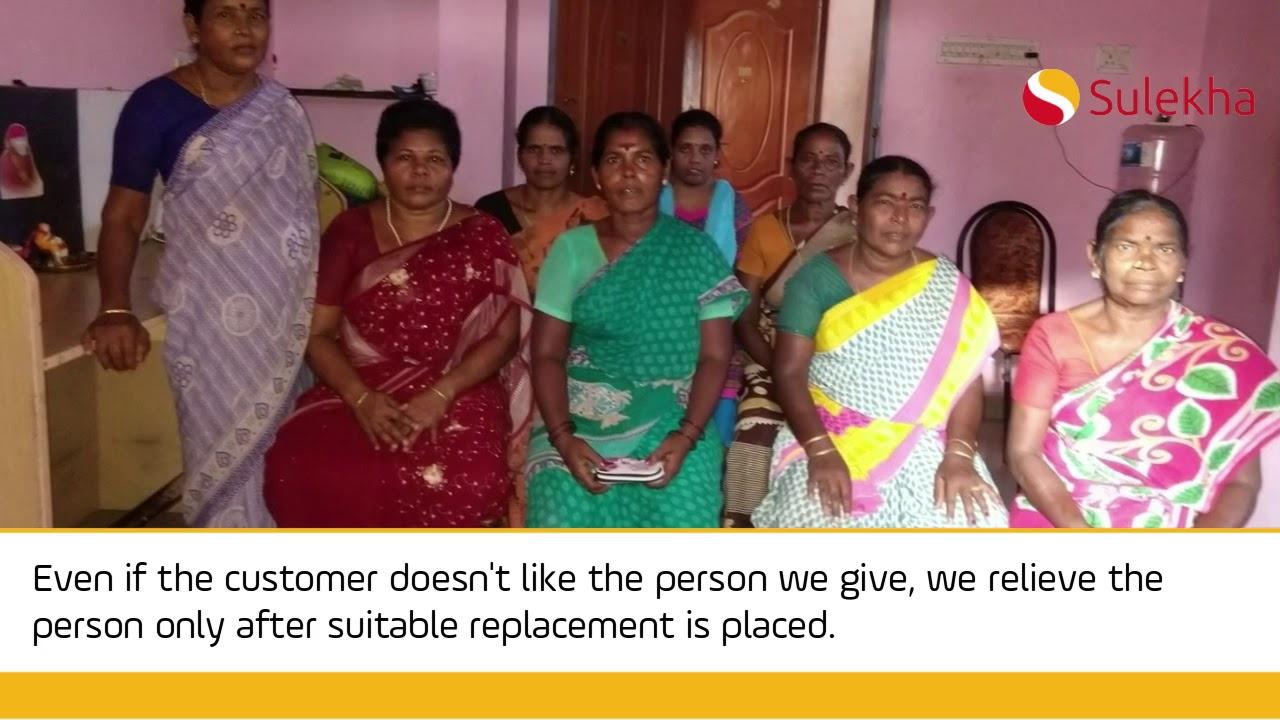 Sulekha Elder Care Jobs