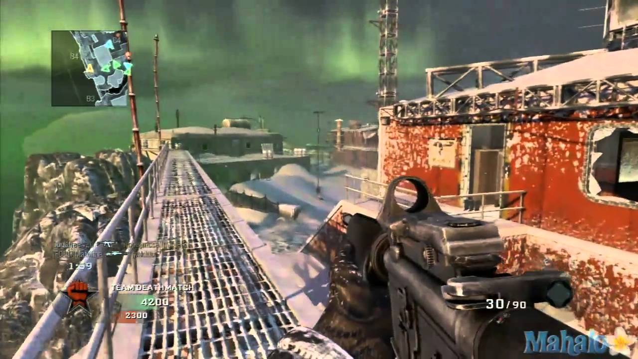 Call of Duty- Black Ops First Strike Map Pack- Discovery First ... Black Ops First Strike Maps on