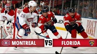Montreal Canadiens vs Florida Panthers   Season Game 36   Highlights (29/12/16)
