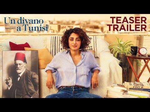 Un Divano A Tunisi - Teaser Trailer - Dal 19 Luglio in anteprima nelle arene