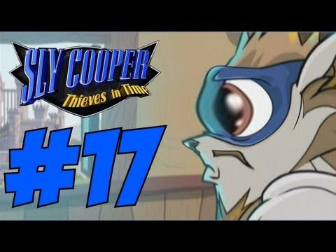 "Sly Cooper: Thieves in Time   LP #17: ""Tuokaa katapultti! Ja suuri kivi!"""