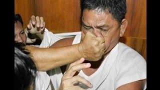 🔴 CRISE DE CIUME : Zezé di Camargo leva soco na cara em elevador de hotel na frente de sua namorada