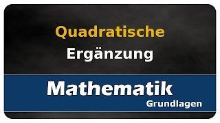 Let's Learn Quadratische Ergänzung