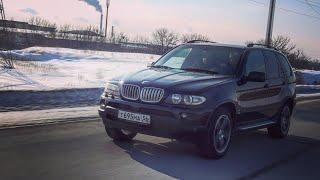 ШАМАНИМ МОНСТРА НА V8 В ГАРАЖАХ! BMW X5 ЗА 340 тысяч!