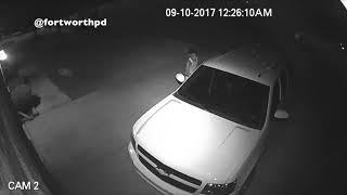 Caught on Camera:  Teenage Car Bandits
