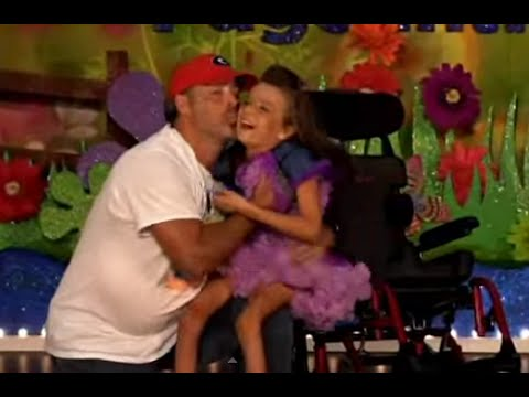Emotional Video Of Dad's Dance With His Daughter Who Has A Disability Just Might Save Her Life