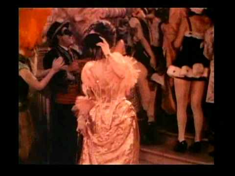 Phantom of the Opera 1925, Tinted and Technicolor