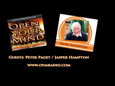 Open Your Mind (OYM) Radio - Peter Paget / Jasper Hampton - May 1st 2016