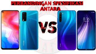 Perbedaan Spesifikasi Vivo Y17 vs Redmi Note 7 Indonesia.