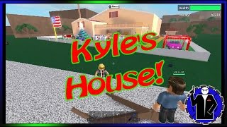 Roblox Lumber Tycoon 2 Kyles House Check it out