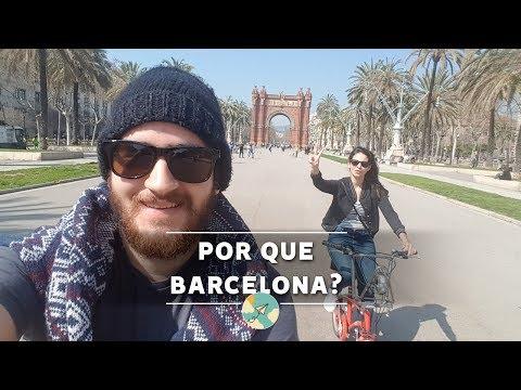 COMO VIEMOS PARAR EM BARCELONA | MOTIVAÇÕES