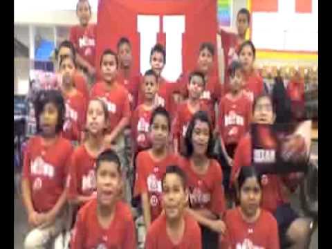 Palomino Intermediate School (Arizona) Students Sing Utah Man