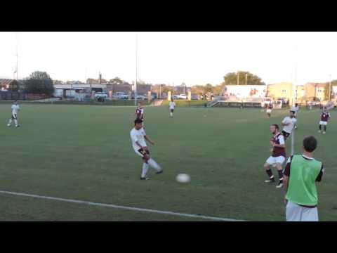Diego Garcia, Jacksonville College Soccer