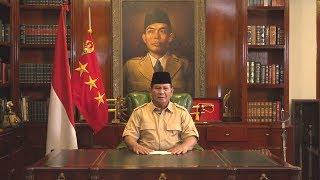 Melalui Akun Facebooknya, Prabowo Subianto Umumkan Penggalangan Dana untuk Biayai Ongkos Politik
