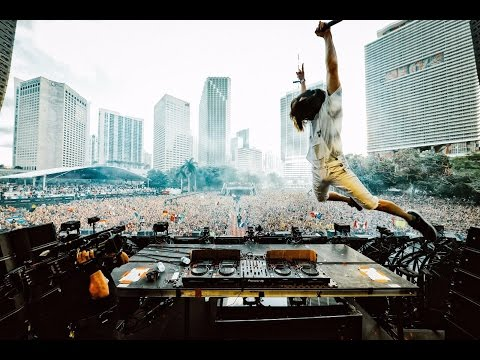 Steve Aoki - Ultra Music Festival Miami 2017 [Live]