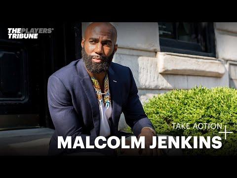 Malcolm Jenkins on criminal justice system reform   Take Action