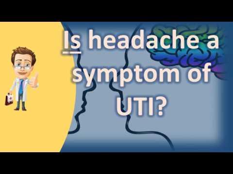 Is Headache A Symptom Of Uti Best Health Faq Channel Youtube