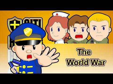 "Citi Heroes EP103 ""The World War"""