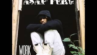 A$AP FERG ♫ WORK REMIX INSTRUMENTAL