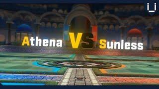 Athena vs SunlessKhan | $1250 1v1 | SMUG 1 - Be Careful!