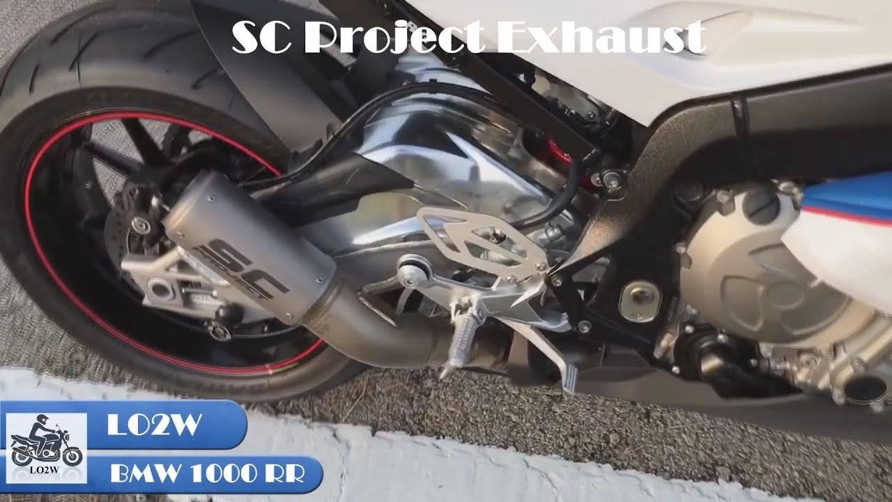 Top 9 Full Exhaust Sound BMW 1000RR Akrapovic GP SC Project Remus Yoshimura Arrow Racefit