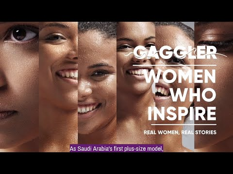 The Gaggler | Women Who Inspire | Meet Model & TV Host Ghaliah Amin