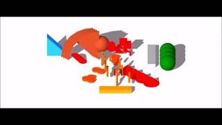Empathetic Spaces 3-Predicate Empathy-Architecture of a Progressive Dream-Diagram Animation