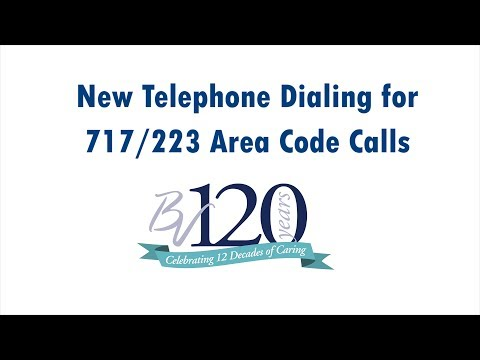 New Phone Area Codes & Mandatory Dialing Changes