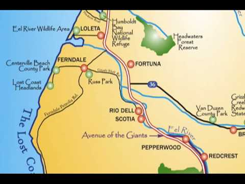 Humboldt County: Fortuna California Tourism 1 of 2