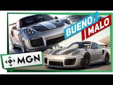 FORZA MOTORSPORT 7: LO BUENO Y LO MALO (Análisis y reseña) | MGN