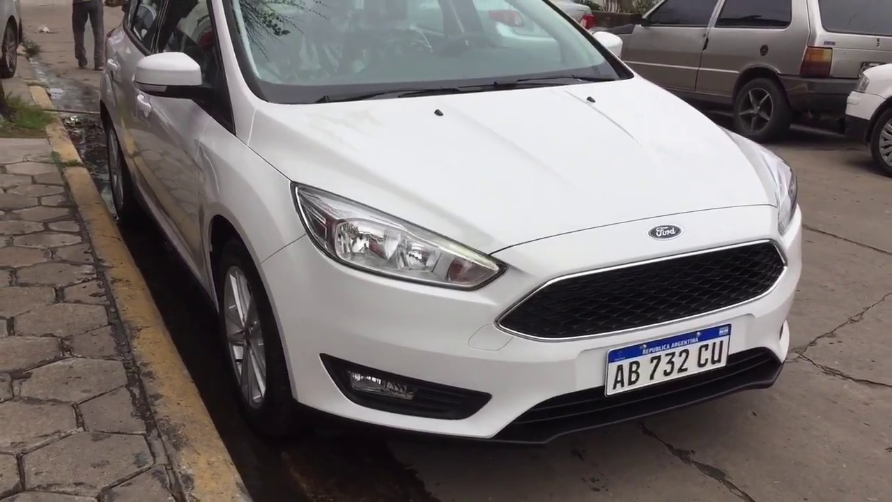 Ford Focus 1 6 S 2017