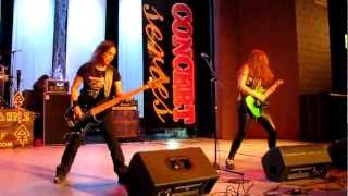 Iron Maidens - Phantom Of The Opera (Rockfest, September 8, 2012) Resimi