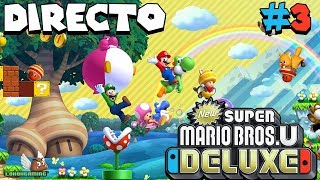 Vídeo New Super Mario Bros. U Deluxe