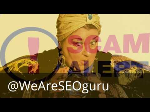 WeAreSeoGuru - We Are SEO Guru Freelancer User SCAMMER