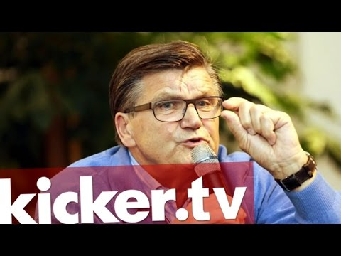 Hans Meyer verteidigt Mateschitz - kicker.tv