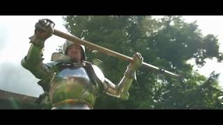 Video Knight Combat in Medieval Armor download MP3, 3GP, MP4, WEBM, AVI, FLV Agustus 2018