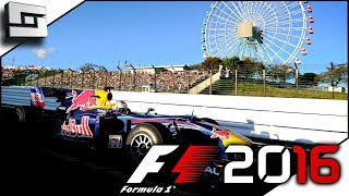 F1 2016 - QUALIFYING JAPAN! E33