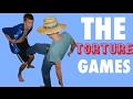 INSANE KID GETS HIT HARD!!! (Torture Games