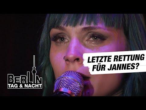 Berlin - Tag & Nacht - Letzte Rettung für Jannes? #1736 - RTL II