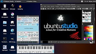 Ubuntu Studio: Creative Linux Distro