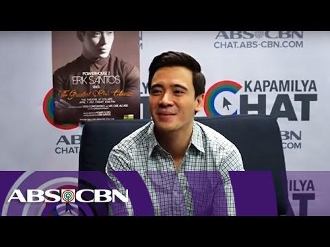Erik Santos to Tawag Ng Tanghalan Grand Champion Noven: