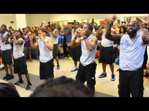 Carolina Greek Explosion Stroll off - Phi Beta Sigma WINNERS