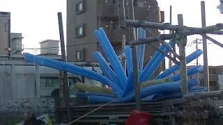 【バス走行風景4】西武バス A8-273(練馬営業所) 練42 成増町→谷原三丁目→練馬駅北口