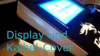 Ender 3 Display Cover und Kabel Cover