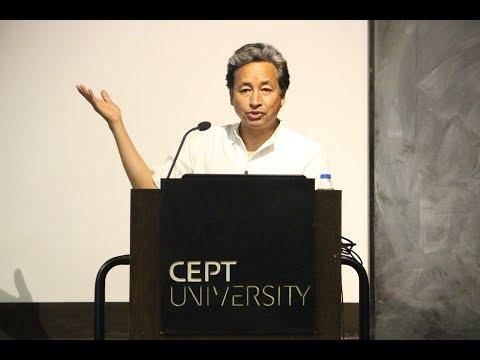 FA Lecture Series: Sonam Wangchuk