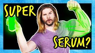 How to Make REAL Superhero Serum