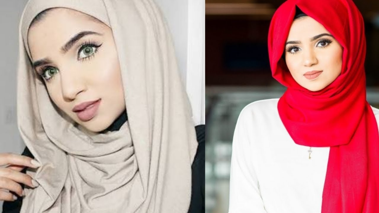 new hijab tutorial 2018   the best hijab style tutorial compilation