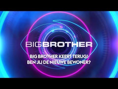GEZOCHT: Bewoners voor Big Brother huis!